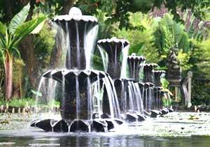 tirta gangga water garden east bali