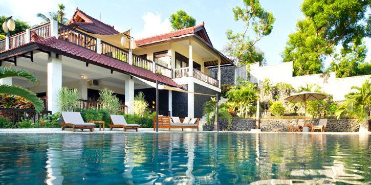 East Bali Boutique Hotel Yoga Retreat Detox Retreat Organic Food Villa Flow Bali